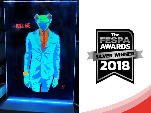 LDI FESPA awards