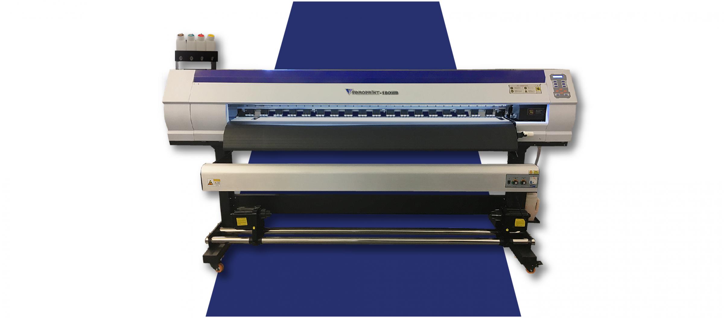 Plotter for digital printing