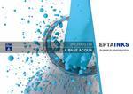 EPTAINKS – Inchiostri a base acqua