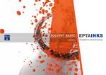 EPTAINKS – Solvent based inks